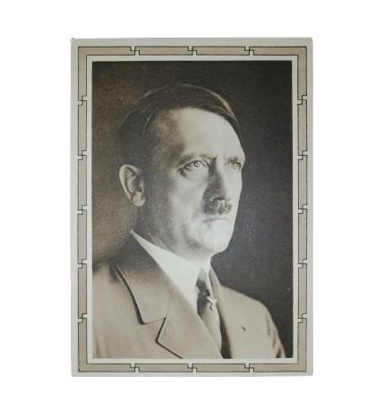 Postcard 'Adolf Hitler'