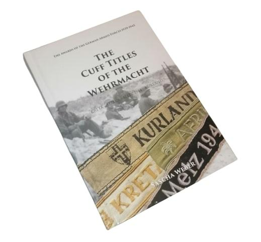 Reference Book 'Wehrmacht Cuff Titles'