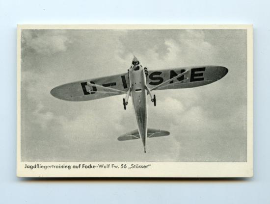 Photo 'Focke-Wulf Fw. 56'
